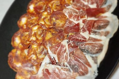 Mixt de Jamón & Chorizo Ibérico