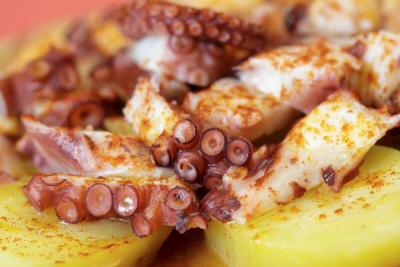 Caracatiță Pulpo a la Gallega